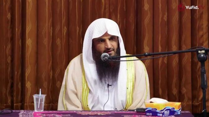 Rahasia Doa Yang Sering Dibaca Syeikh Abdurrazzaq Al Badr Dalam Setiap Ceramah