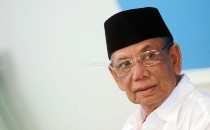 Pidato KH Hasyim Muzadi